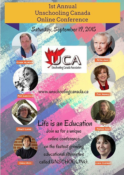 Unschooling 1st Conference